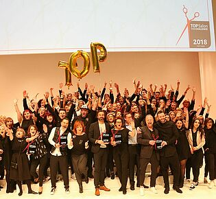 TOP Salon Sieger 2018