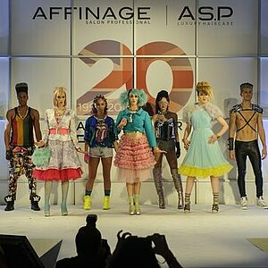 A.S.P Affinage Salon Professional, Sow, Hair, ASP, TOP HAIR DIE MESSE