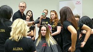 Video Wella Studio Berlin