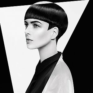 Gewinner-Kollektion des German Hairdresser of the Year Detlef Gehlhaar