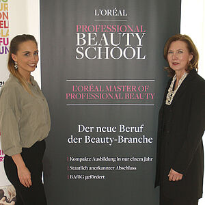 L`Oréal Beauty School