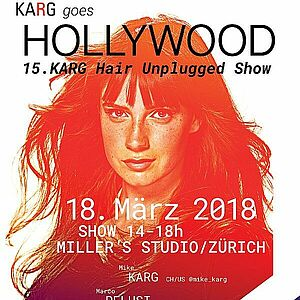 15. Karg Hair Unplugged Show