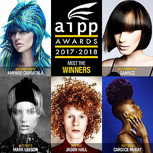 AIPP Award 2017/18, Alternative Hair Show, London, Best Photo,  Association Internationale Presse Professionelle Coiffure