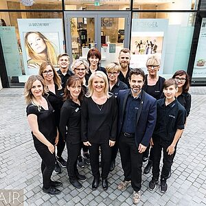 TOP Salon 2018, Employer, Koegel der Friseur, Award, Nominierte, Finalisten