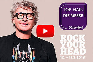 TOP HAIR - DIE MESSE 2018 mit Kevin Murphy