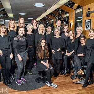 TOP Salon 2018, Employer, Hair Design Wesselmann, Award, Auszeichnung