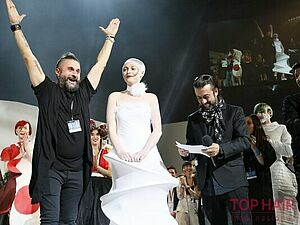 Visionary Award, Anthony Mascolo, Frisurenshow, Hairshow, Fashion, Alternative Hair Show, Frisurenwettbewerb