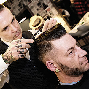 Barber Convention Frankfurt