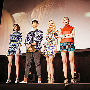 Toni & Guy Trend-Tour, Collection Futurewise