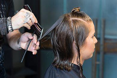 Cut Techniken Mit Haarschneidemaschinen Top Hair International
