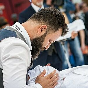 German Barber Awards, Gewinner 2016, Sezer Soylu, Barber, Awards, Haare, Nürnberg, Messe