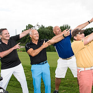 Charity Golf Cup, Intercoiffeur, Play for Life