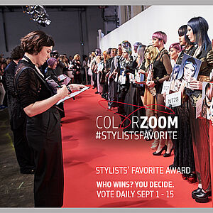 Goldwell Stylist's Favorite Award