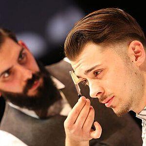 Haarstyling Für Männer Top Hair International
