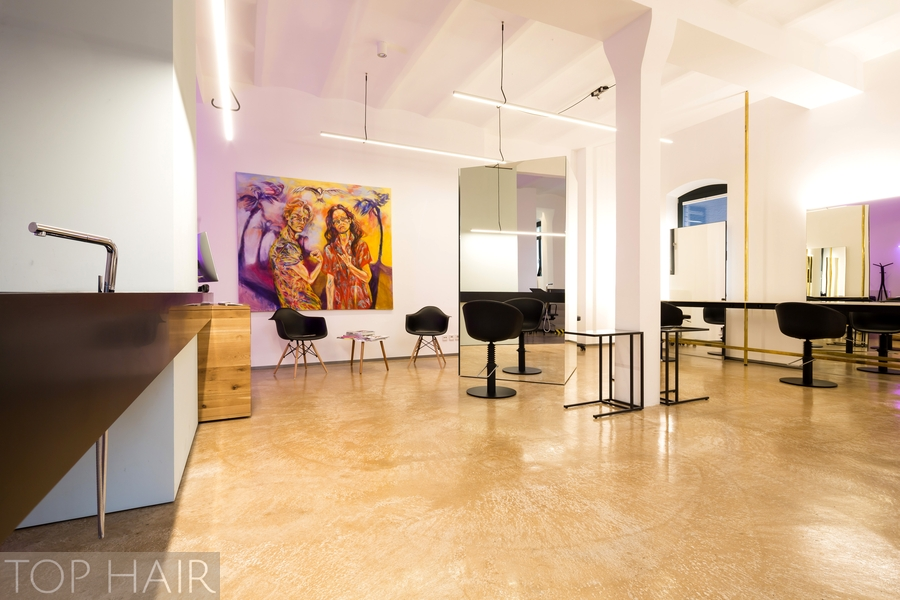 Design Fatih Hairdressing Stuttgart