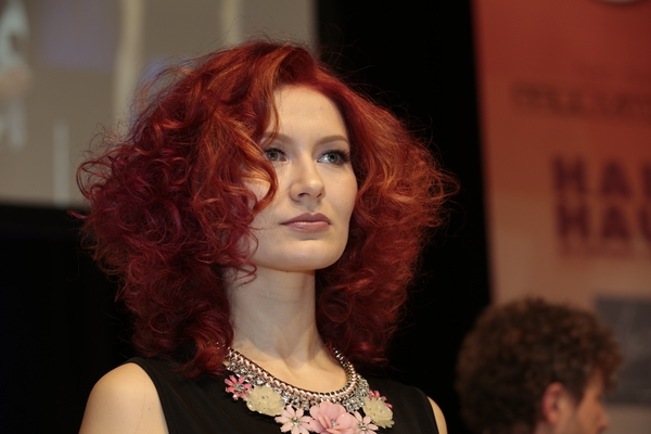 Workshop, Workshopbühnen, TOP HAIR Messe, Trend Rot, Trends, Rot, Haare, Friseure, Frisuren