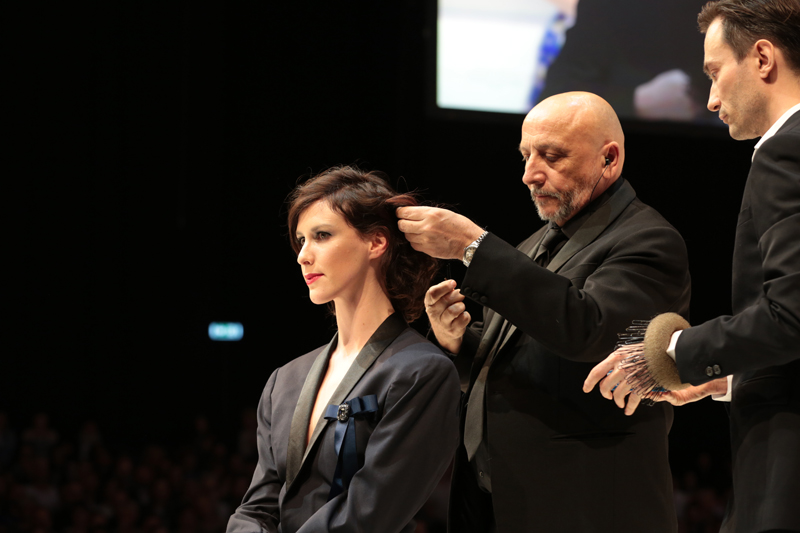 mod's hair, TOP HAIR Messe, Messe 2017, TOP HAIR, Frisuren, Friseure, Show