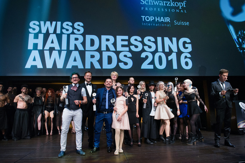 Swiss Hairdressing Award 2016