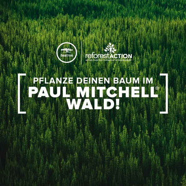 Earth Day Deforestration, Paul Mitchell