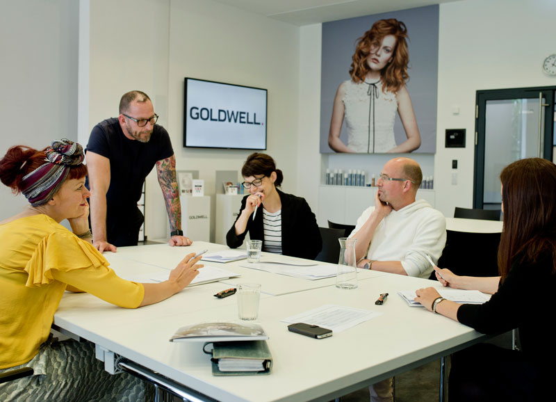 Color Zoom 2017, Goldwell, TOP HAIR, Friseure, Jury, In-Flux, Trendkollektion