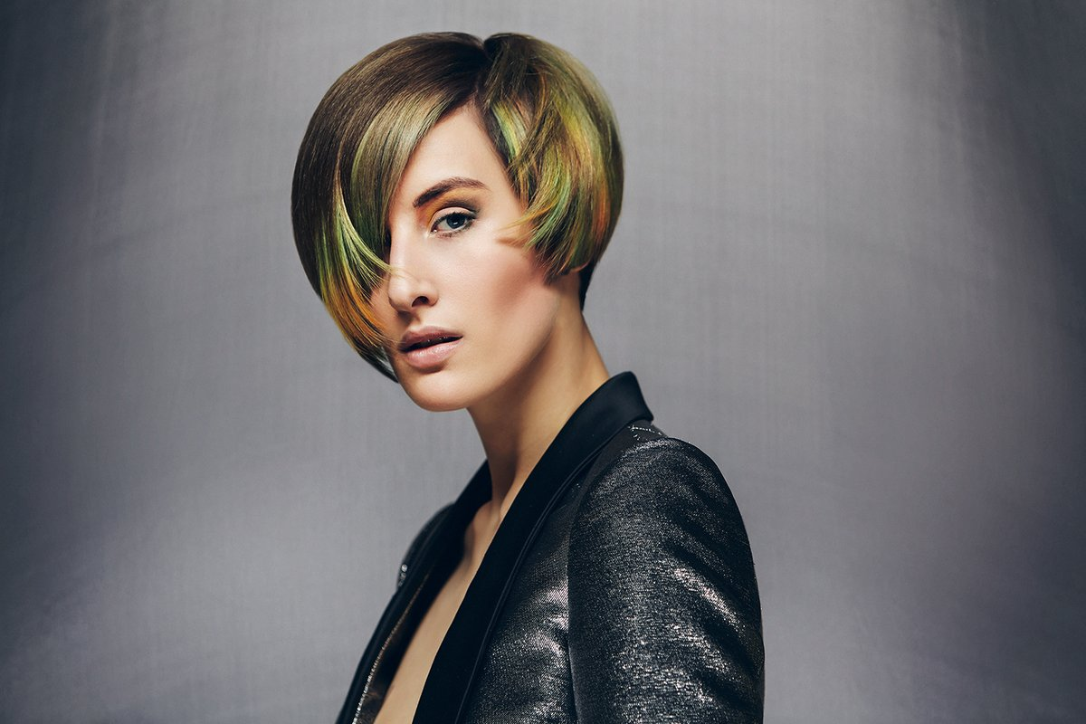Nominierte Goldwell Color Zoom 2017, Beatrice Naumann