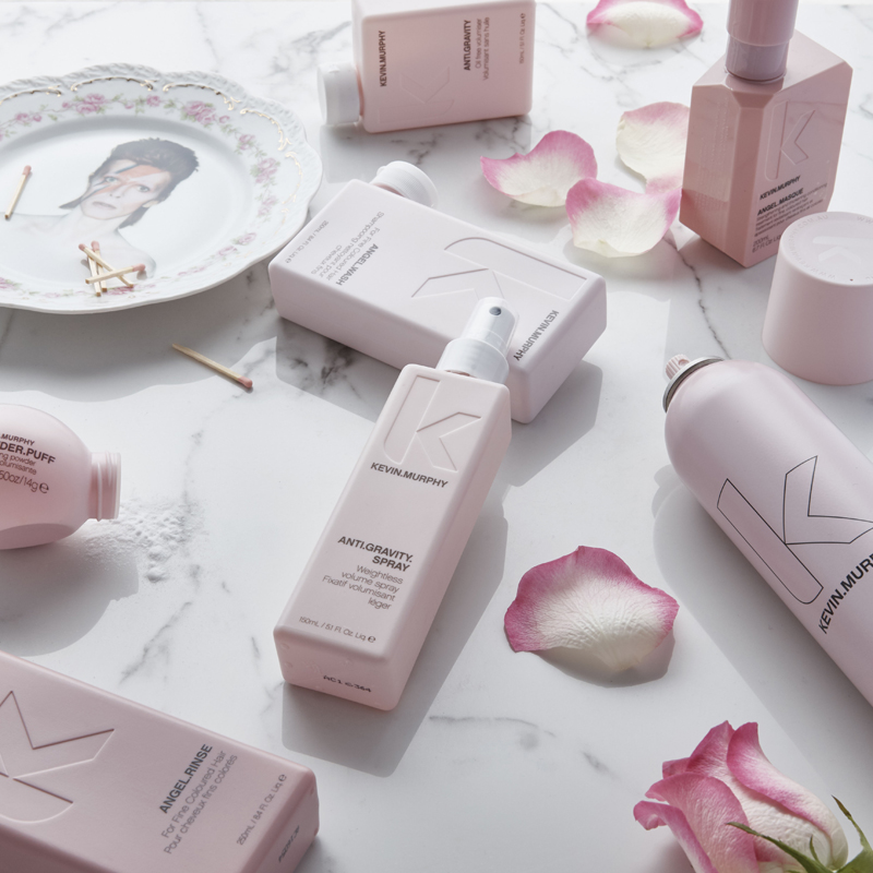 Brustkrebs, Kampagne, Sensibilisierung, Kevin Murphy, Charity Volume, Pink October