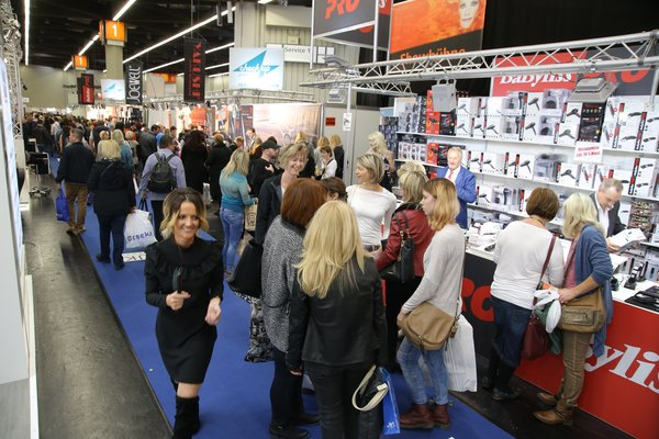 Frisuren messe nurnberg 2017