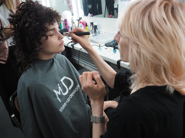 TOP HAIR - DIE MESSE 2018 Visual Backstage