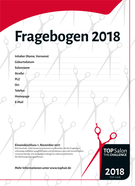 Fragebogen TOP Salon 2018
