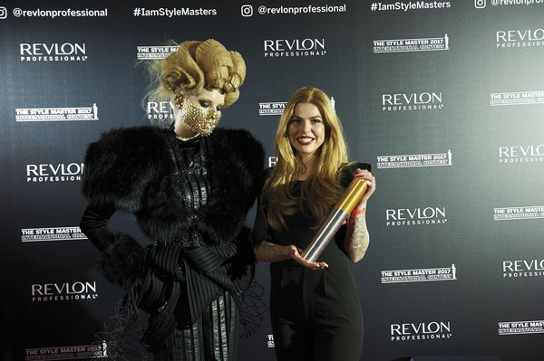 Style Masters, Revlon, Friseure, Julia Beckers, Haare, Show, Wettbewerb