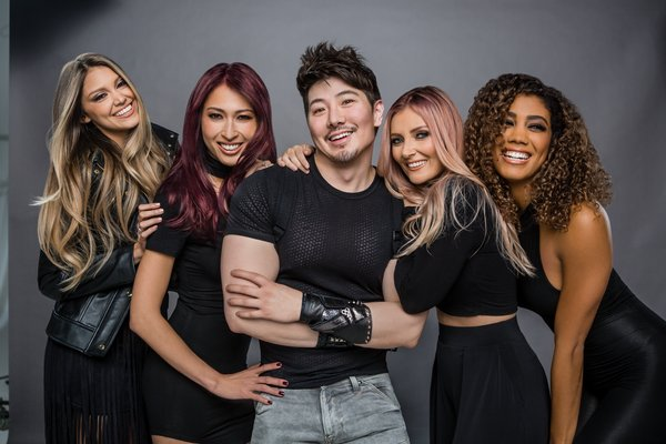 Guy Tang TOP HAIR - DIE MESSE 2018