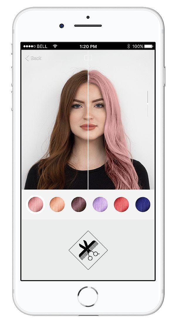 Künstliche Intelligenz Hilft Bei Farbwahl Tophairde