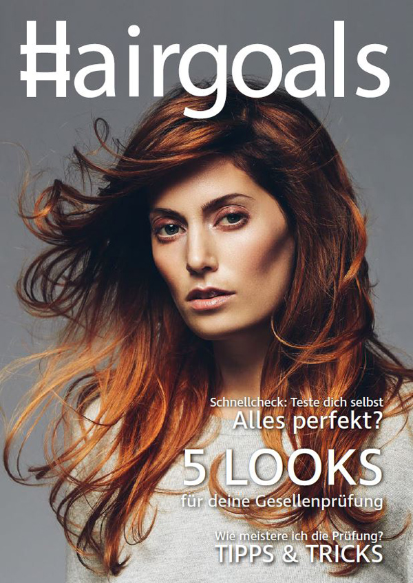 Hairgoals Azubimagazin