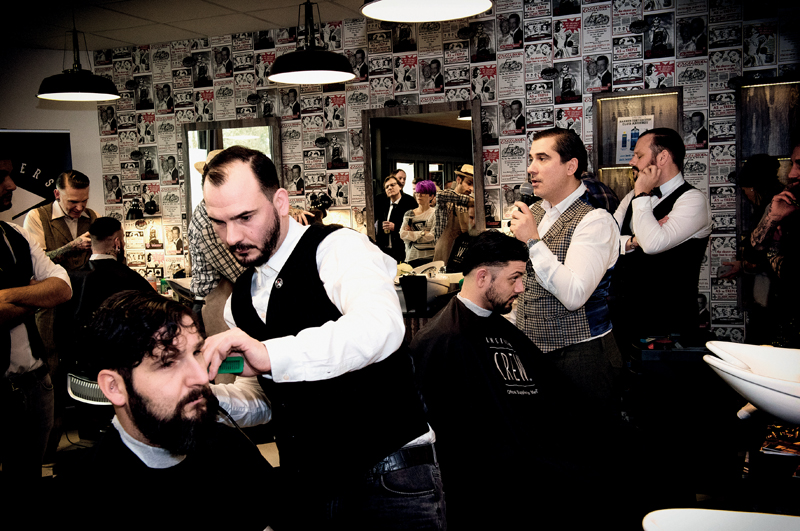 Barber Convention