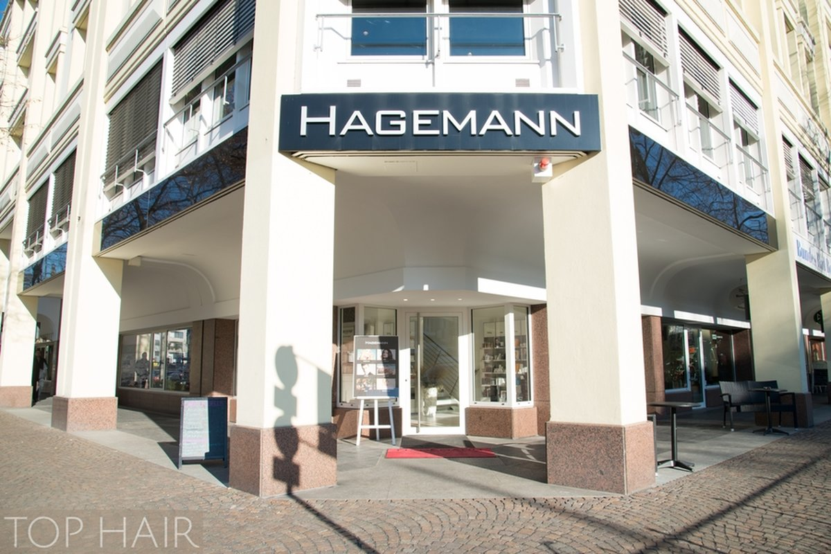 Design Hair Beauty Hagemann Bonn >< Foto: Melanie Fredel
