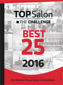 TOP Salon The Challenge 2016 Best 25